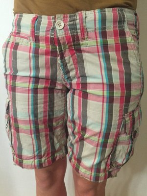 Blend Shorts multicolore Cotone
