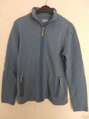 Giada Sportjack lichtblauw-blauw