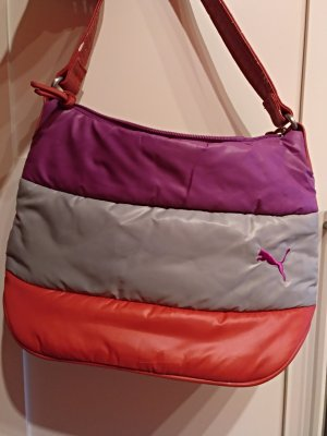 Puma Handbag multicolored nylon