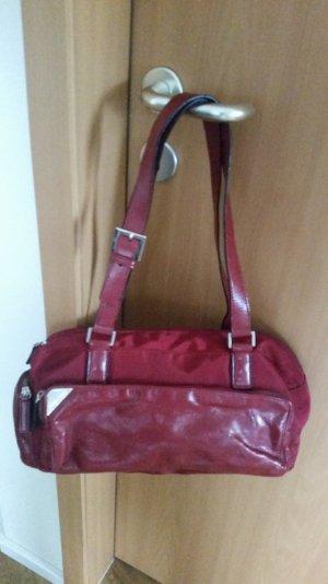 Sportliche rote More & More - Tasche