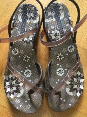 Sportliche Sandalen Flip Flop Zehentrenner