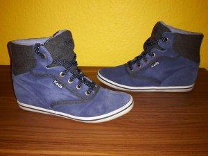 sportliche Schuhe von Keds Gr. 40,5 in blau