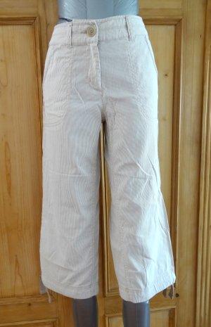 Sportliche Shorts, Bermudas von H&M, Gr. 36 - beige