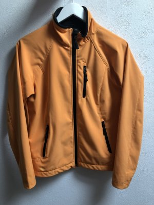 KilimAnjarO Softshell Jacket dark orange-black