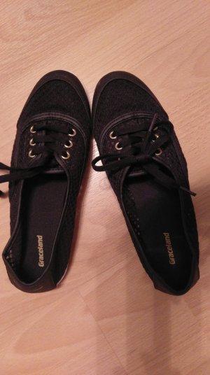 Graceland Ballerines noir