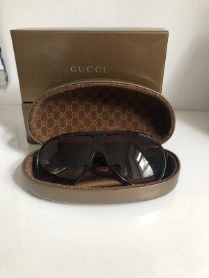 Gucci Gafas marrón-color oro