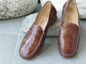CD Moccasins brown