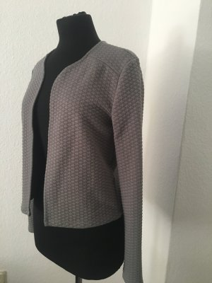 Only Blazer sweat gris-gris clair