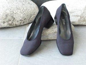 Donna Carolina Loafers zwart Lycra