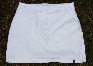sportlicher Esprit Rock mit Schlitz und integrierter Hose