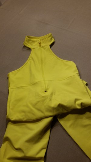 Fashion yellow synthetic