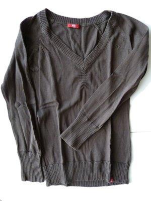 sportlicher Long-Pullover