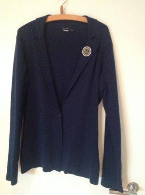 Gaastra Blazer in maglia blu Cotone