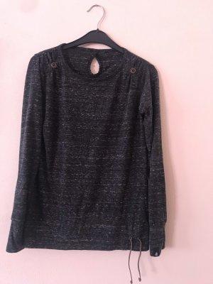 Alife & Kickin Long Sweater grey-dark grey