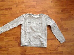 Sportlicher Pullover, schlicht