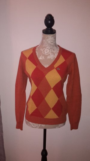 Sportlicher Pullover von Lacoste.