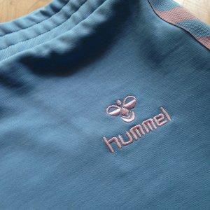 Sportlicher Rock, hellblau, HUMMEL, Gr. S