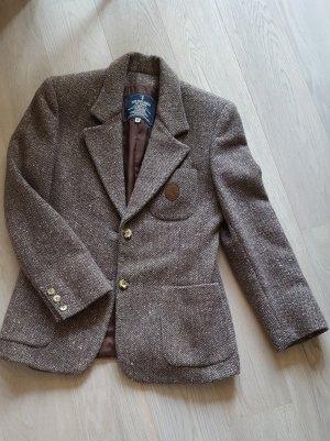 Trussardi Jeans Tweed Blazer multicolored