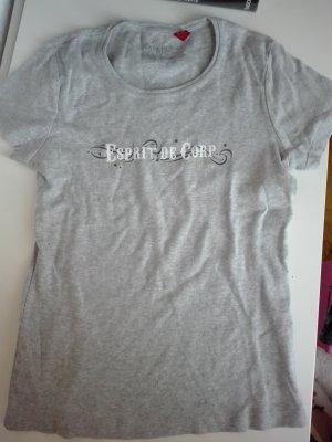 Sportliches graues T-Shirt von Esprit