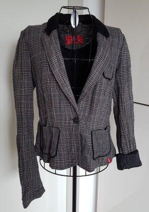 Sportliches Jacket, grau, Gr. M