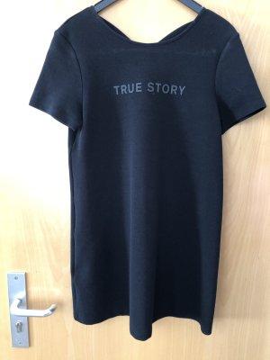 MNG Shirt Dress black