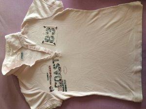 Sportliches Polo Shirt mit weichem Kragen Street One