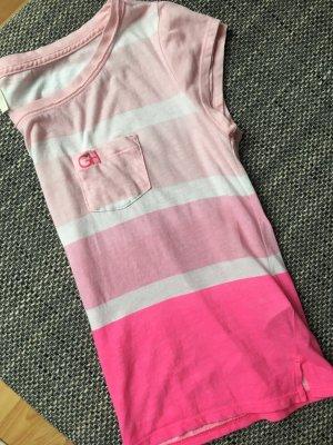 sportliches rosa Tshirt