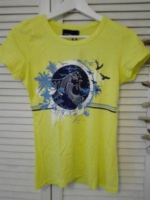 Sportliches T-Shirt von Vero Moda in Gelb - Top Zustand!