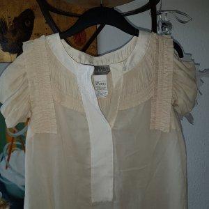 Sportmax Ruche blouse veelkleurig Katoen