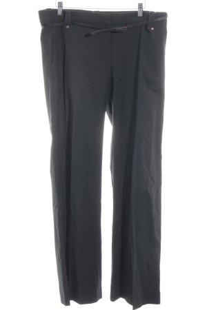 Sportmax Pantalon à pinces noir style d'affaires