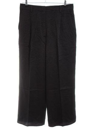 Sportmax Code Pantalón de pinza negro look casual