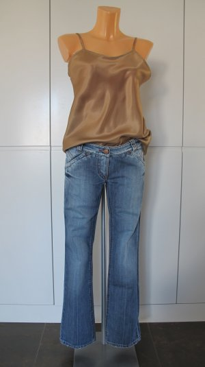 SPORTMAX CODE Jeans blau, W27 NEU !! NP 252,-€ !