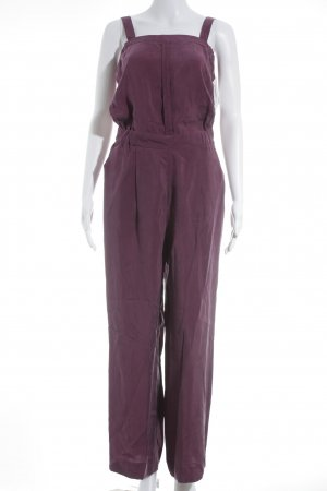 Sportmax Code Jumpsuit violett Party-Look