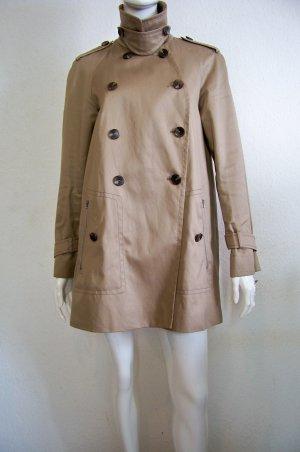 Sportmax Code Max Mara femininer Mantel Trenchcoat beige