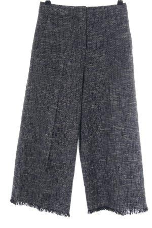 Sportmax Code Palazzo Pants light grey flecked business style