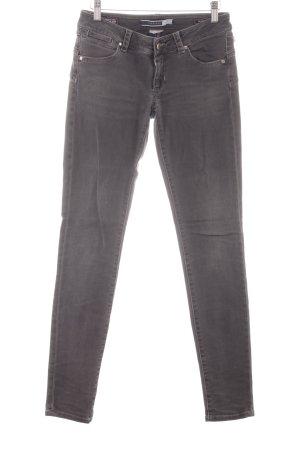 Sportmax Code Skinny Jeans grau Casual-Look