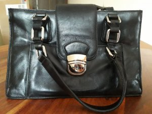 Sportmax Carry Bag black leather