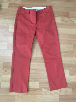 Sportmax 7/8 Length Trousers red