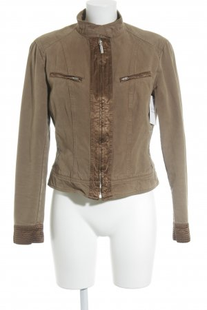 Sportmax Jeansjacke camel Business-Look