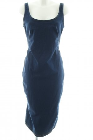 Sportmax Denim Dress blue casual look