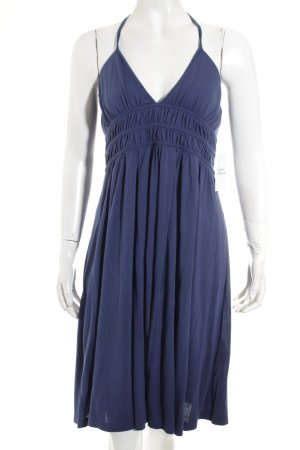 Sportmax Kleid blau Beach-Look
