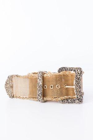 SPORTMAX - Taillengürtel Gold