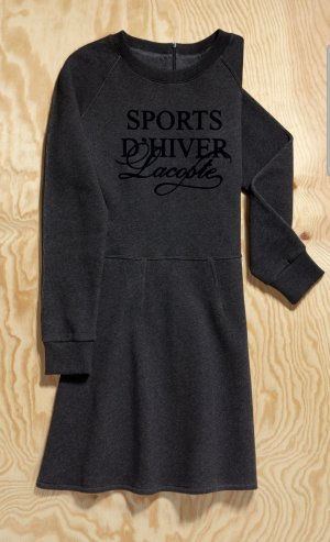 sports d'hiver lacoste sweat dress Kleid