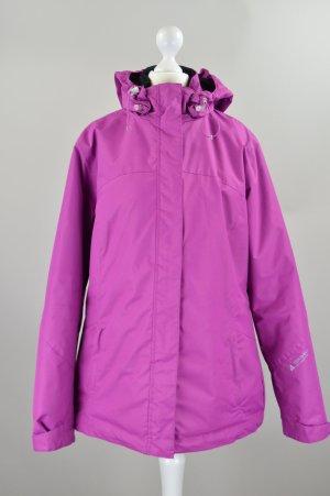 Sports Jacke pink Größe S