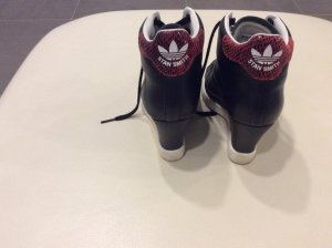 Adidas Chaussures basses noir-blanc