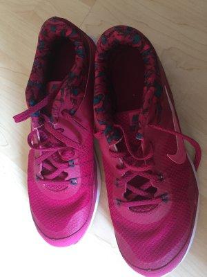 Nike Scarpa stringata rosa