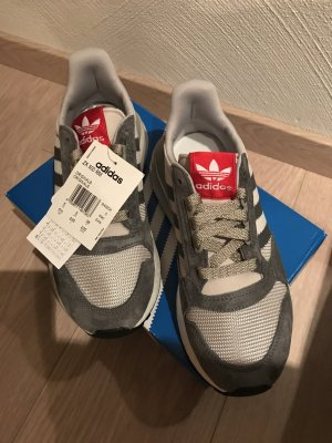 Adidas Originals Scarpa skate bianco-grigio