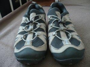 Sneakers dark grey-grey