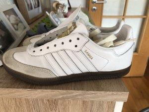 Adidas Scarpa da barca bianco
