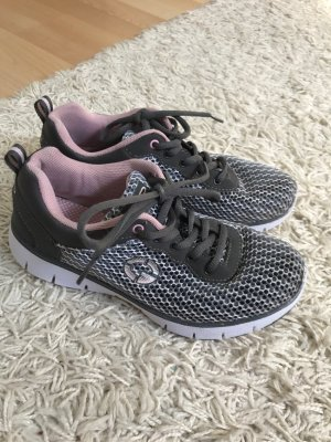 & other stories Sneaker grigio-rosa pallido